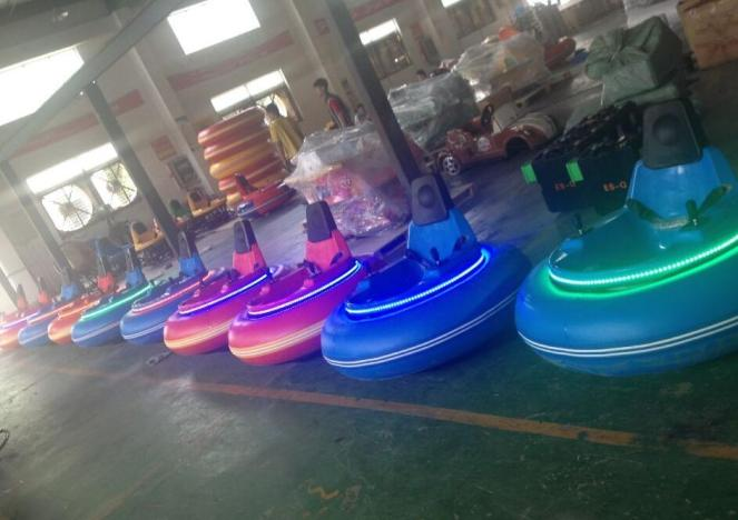 Inflatable Bumper Cars More Details Of Various Fairground Rides